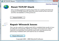 XP TCP/IP Repair pour mac