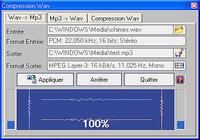 Compression wav et codecs pour mac