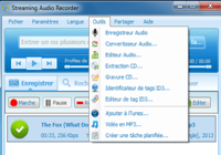 Streaming Audio Recorder  pour mac