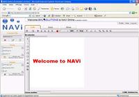 NAVi Online pour mac