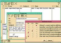 SMAN Simple Mail Manager pour mac