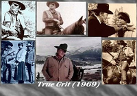 True Grit Screensaver pour mac