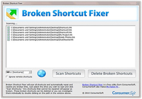 Broken Shortcut Fixer pour mac