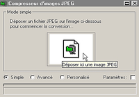 JPEG Compression pour mac