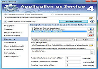 Application as Service pour mac
