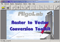 Algolab Raster to Vector Conversion Toolkit pour mac
