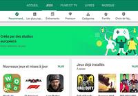 Google Play Store pour mac