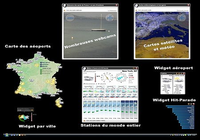 T l charger gadget meteo france gratuit - Telecharger gadget meteo bureau gratuit ...