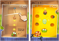 Cut the Rope Android pour mac