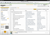 Amazon Cloud Player pour mac