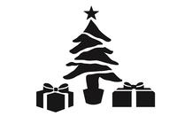 Kit pochoirs de Noël pour mac